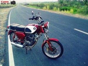 Jangan PEDE kalau enggak Pake Honda CB ! ^^v